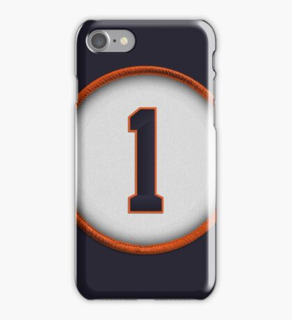 1 - Correa iPhone Case/Skin