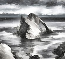 The Bow Fiddle Rock by Diane Macdonald