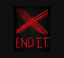 End it movement. Unisex T-Shirt