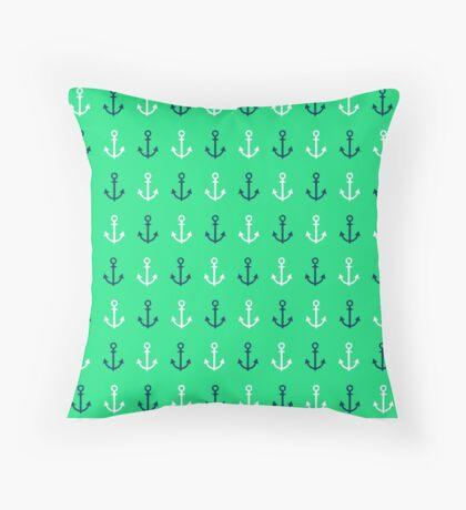 Nautical Love Throw Pillow