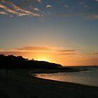 Headland Sunset II - Cape York, QLD by DanielRyan
