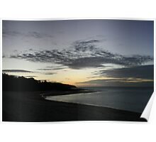 Dusk II - Cape York, QLD Poster