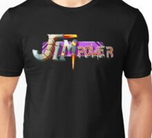 Jim Power Unisex T-Shirt