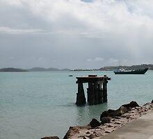 Old Pier - Thursday Island, Torres Strait by DanielRyan