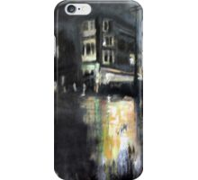 Upstate New York at Night iPhone Case/Skin