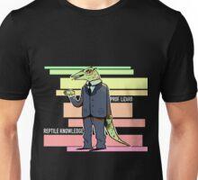 Prof. Lizard Unisex T-Shirt
