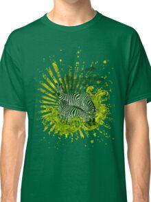 ZEBRA SAFARI Classic T-Shirt