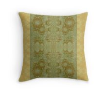 Ornamental Textiles- Dreaming of Da Vinci Throw Pillow