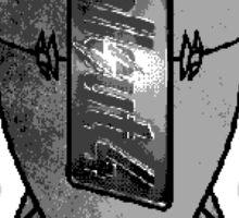 Fallout 4 bomb Sticker