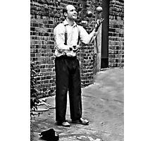 The Juggler Photographic Print
