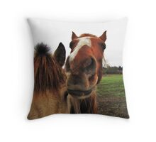 I'm Ready For My Close Up....Mr. Demille Throw Pillow