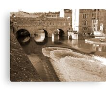 Bath, England Canvas Print