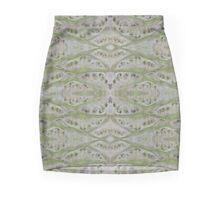 Broccoli Bark (Mirrored) #2 Mini Skirt