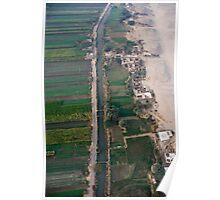 Desert Irrigation - Al Qurnah Poster