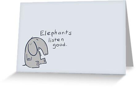 elefants by Paul McClintock