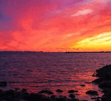 Late Color by JoeGeraci