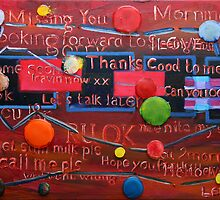 These Plastic Words by simonsmith1
