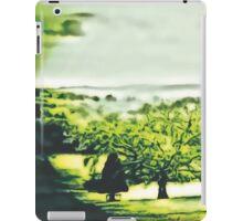 Landscape in Green iPad Case/Skin
