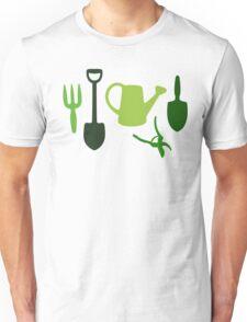Grandpa's Garden Unisex T-Shirt