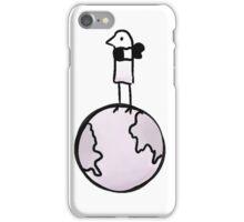 punpunia! iPhone Case/Skin