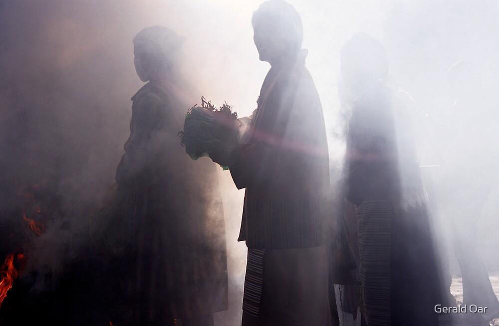 Incense by Gerald Oar