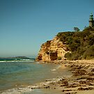 Black Lighthouse,Queenscliff by Joe Mortelliti