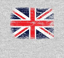 Vintage UK British Flag design Unisex T-Shirt