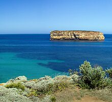 Boat Bay, Great Ocean Road, Victoria, Australia by Roger Neal