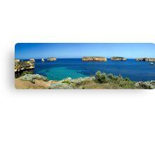 Boat Bay, Great Ocean Road, Victoria, Australia Canvas Print