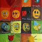 Icons and 12 Stages of a Relationship by simonsmith1