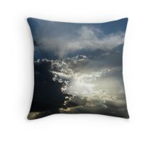 Open the Heavens Throw Pillow