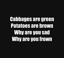 cabbages Unisex T-Shirt
