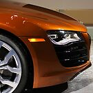 New Audi by brucecasale