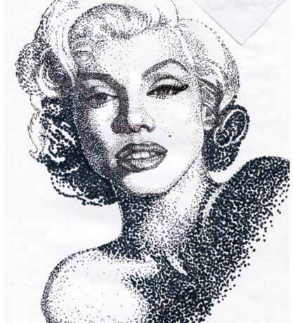 Platinum Blonde Sticker