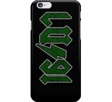 LU/GI (d) iPhone Case/Skin