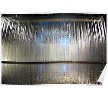Waterfall and Reflection ~ Guinness Brewery Poster