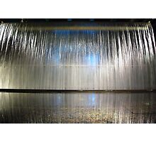 Waterfall and Reflection ~ Guinness Brewery Photographic Print
