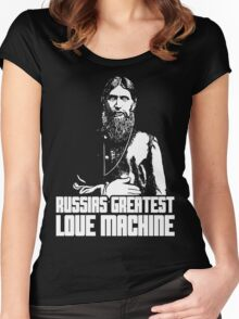 Rasputin Women's Fitted Scoop T-Shirt