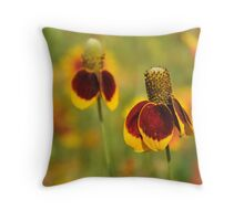 Mexican Hats Throw Pillow