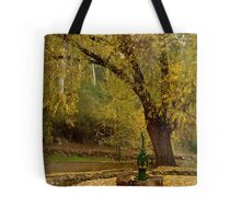 Pump,Central Springs Daylesford Tote Bag