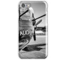Look Out For Audre iPhone Case/Skin