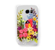 Pretty Cardinal Samsung Galaxy Case/Skin