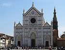 Church of Santa Croce by Lucinda Walter