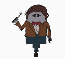 The Eleventh Doctor by Pogoshots