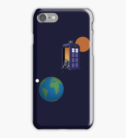 Doctor Who - A WhoView iPhone Case/Skin