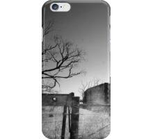 An old ruins on Yorke Peninsula iPhone Case/Skin