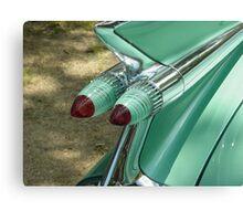 1959 Caddy Tail Lights Canvas Print