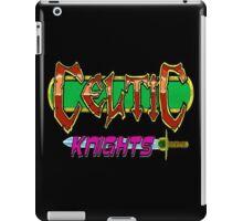 Celtic Knights LOGO T-Shirt iPad Case/Skin