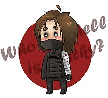 The Winter Soldier by castielogically