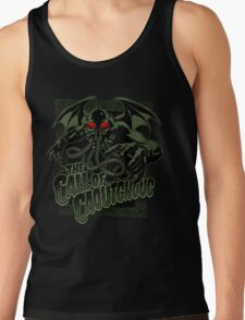 The Call of Caoutchouc - Color Tank Top